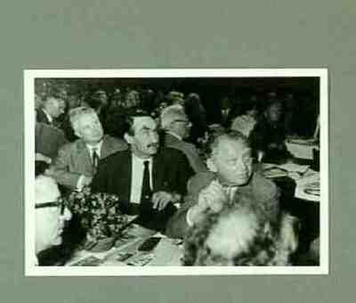 Fltr: Müller, Carthy, Nilssen and Mintoff