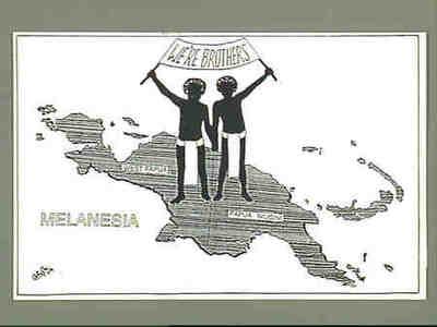 For freedom and Democracy in West Papua (Irian Jaya)