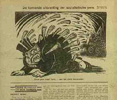 De komende uitbreiding der socialistische pers