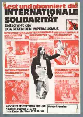 Lest und abonniert die Internationale Solidarität
