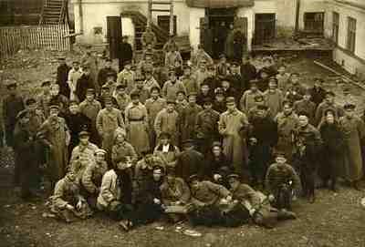 Students of the University Kazan