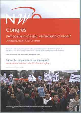 Democratie in crisistijd: vernieuwing of verval?