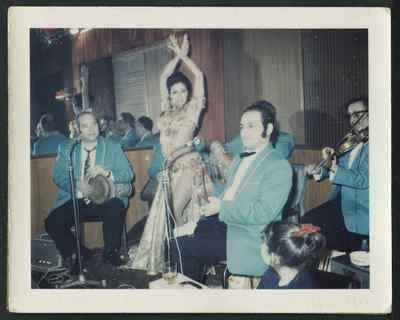 Soirée cabaret Soleil d'Algérie,