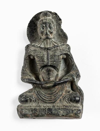 Buda històric Sakyamuni en dejuni
