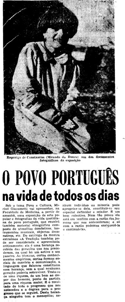 Sem título, Sábado, 18 de Maio de 1963