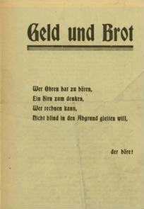 Ihre Meinung Mai 1970