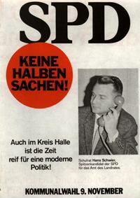 SPD Keine halben Sachen! [Serie]