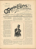 O Grande Elias: semanario illustrado, litterario e theatral