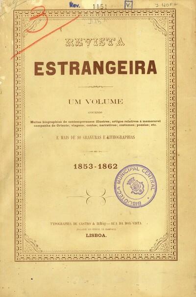 Revista estrangeira