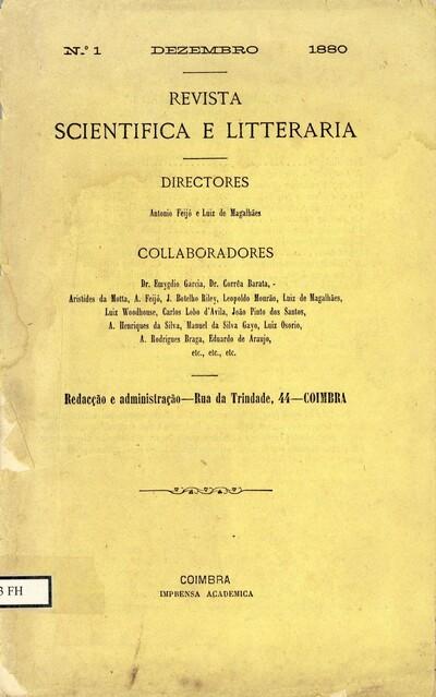 Revista scientifica e litteraria