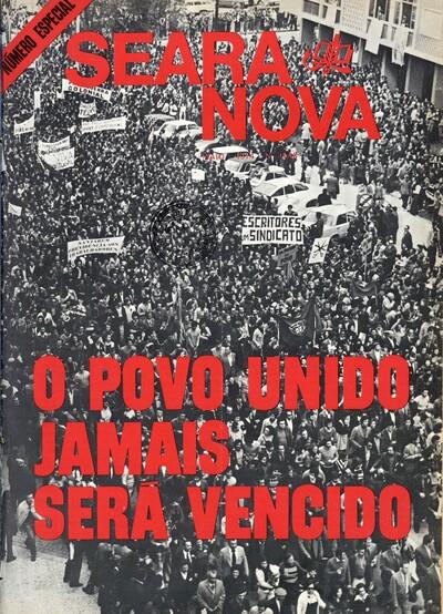 Seara nova: revista quinzenal de doutrina e crítica