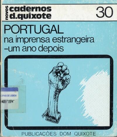Portugal na imprensa estrangeira - um ano depois