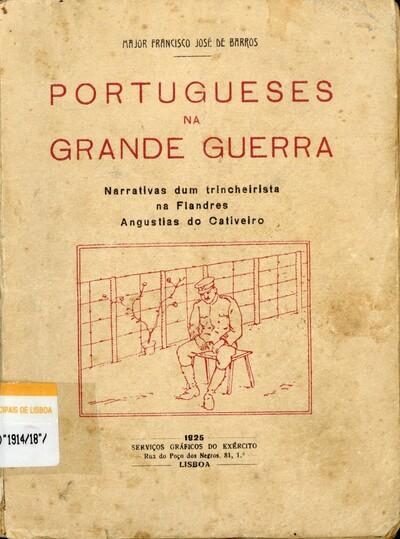 Portugueses na grande guerra