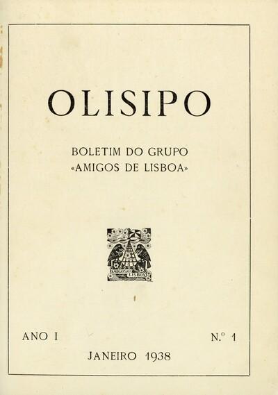 Olisipo: boletim do Grupo Amigos de Lisboa