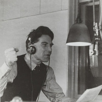 Radio de Brandaris 31-08-1941 - Koninginnedagviering met A. den Doolaard