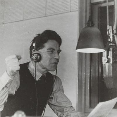 Radio de Brandaris 08-10-1941 - Honderdste uitzending De Brandaris