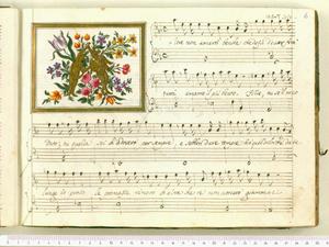Altre non amero' benche' credessi (13 Ott.e 1713)
