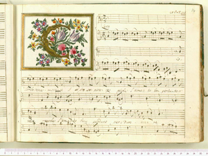 Colombe innamorate (28 Ott.e 1713)