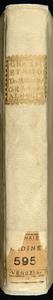 Erōtēmata tou Chrysolōra. Peri anōmalōn rhēmatōn. Peri schematismou ton chronōn ek tōn Chalkondylou. To tetarton tu Gazē, peri syntaxeōs. Peri enklitikōn. Gnōmai monostichoi ek diaphorōn poiētōn. Dionusiou periegesis. Erotemata Chrysoloræ. De anomalis uerbis. De formatione temporum ex libro Chalcondylæ. Quartus Gazae De constructione...