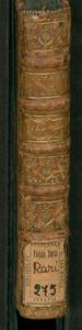 Voyage d'un francois en Italie, fait dans les annees 1765 & 1766. Contenant l'histoire & les anecdotes les plus singulieres de l'Italie, & sa description. 5