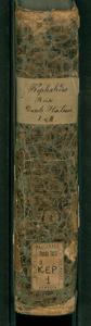 Reise durch Italien und Sicilien von August Wilhelm Kephalides. Erster [-Zweiter] Theil. 1