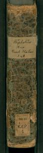 Reise durch Italien und Sicilien von August Wilhelm Kephalides. Erster [-Zweiter] Theil. 2