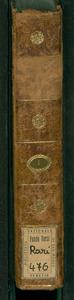 Tagebuch uber Rom, von Friederike Brun. Mit Kupfern. [1]