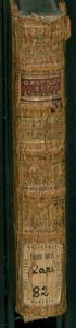 Observations sur l'Italie et sur les Italiens, donnees en 1764, sous les nommes de deux gentilhommes suedois. Par M. G.... Tome premier [- quatrieme]. 3