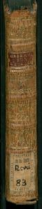 Observations sur l'Italie et sur les Italiens, donnees en 1764, sous les nommes de deux gentilhommes suedois. Par M. G.... Tome premier [- quatrieme]. 4
