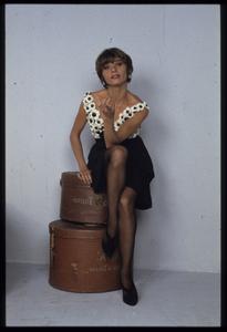 Victoria Abril, 1980 ca.