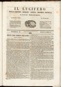 Il Lucifero : giornale scientifico, letterario, artistico, industriale (1847:A. 10, set., 22, fasc. 30)