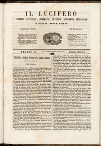 Il Lucifero : giornale scientifico, letterario, artistico, industriale (1848:A. 10, gen., 12, fasc. 44)