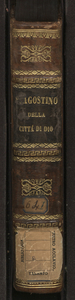 Queste illibro di sancto Augustino de lacita didio ilquale ediuiso i. 22 libri. Iquali sono inconfusione delrito dilliddii de pagani et ilaude et reuerenzia dellareligione ... comincia ilprologo tracto del secundo libro deleretractacione de Augustino ..