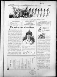 Lo Staffile : gazzettino di lettere, arte, teatri, societa' ecc. (1886:1-24)