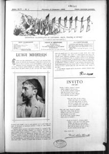 Lo Staffile : gazzettino di lettere, arte, teatri, societa' ecc. (1893:1-27)