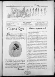 Lo Staffile : gazzettino di lettere, arte, teatri, societa' ecc. (1895:1-26)