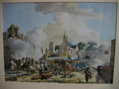 Slag bij Bergen Noord-Holland 17 september 1799, ook wel genoemd de slag bij Bergen binnen, was een Frans-Bataafse overwinning tegen de Britten en Russen, die enkele weken daarvoor in Noord-Holland waren geland, als onderdeel van een Brits-Russchische expeditie naar Noord-Holland.
