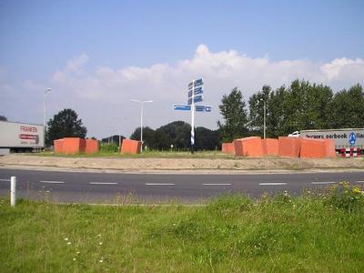 Dit werk is gemaakt naar een ontwerp van de gemeente Doesburg, in samenwerking met de provincie Gelderland.