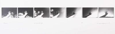 Serie van 7 foto's. Andros 28 november 1976. Oplage 5/35. 1976.