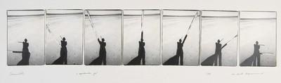 Serie van 7 foto's. Sionville 2 september 1978. Oplage 11/35. 1978.