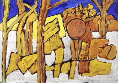 aquarel. 1983