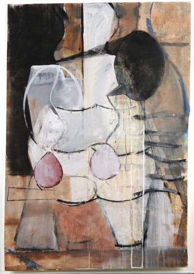 Schilderij. 1988.