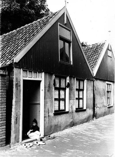 Visserswoning, Volendam, 1943