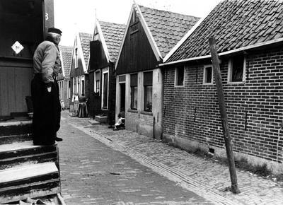 Visserswoningen, Volendam, 1943