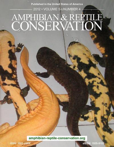 Amphib. reptile conserv.