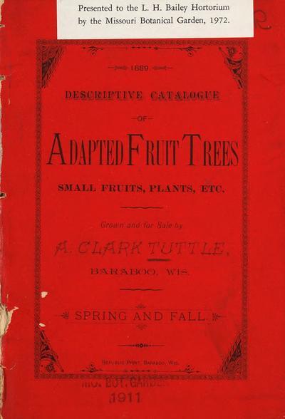 A.G. Tuttle materials