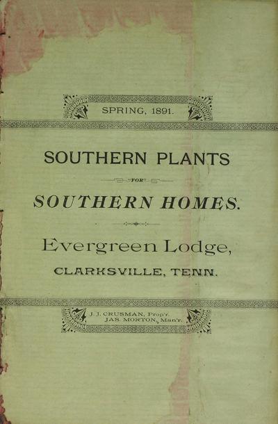 [Evergreen Lodge materials]