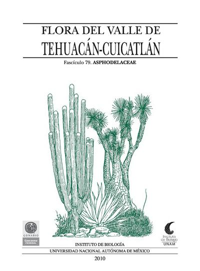 Flora del valle de Tehuacán-Cuicatlán