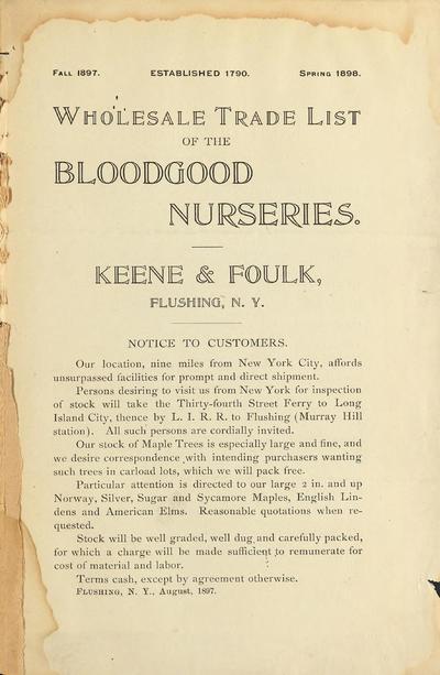 [Keene & Foulk materials]