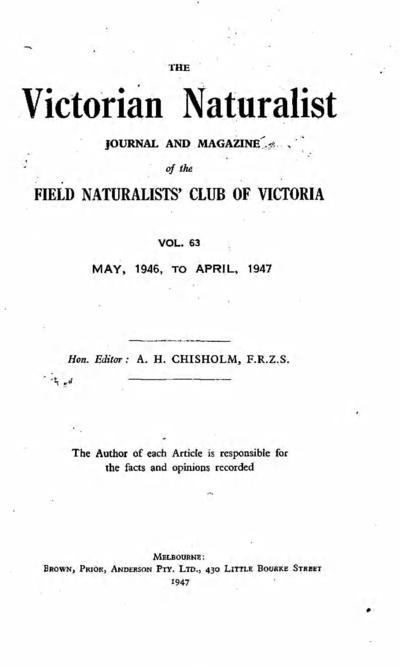 Victorian nat.